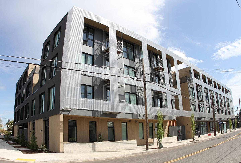 Lenox Addition building